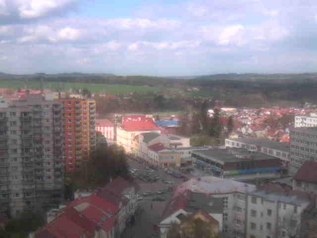 Webcam Vlašim